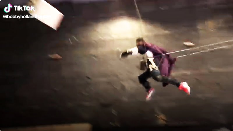 Stunt Double Mjolnir Thor Love And Thunder