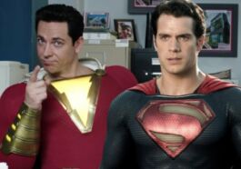 Superman Shazam Sury Of The Gods