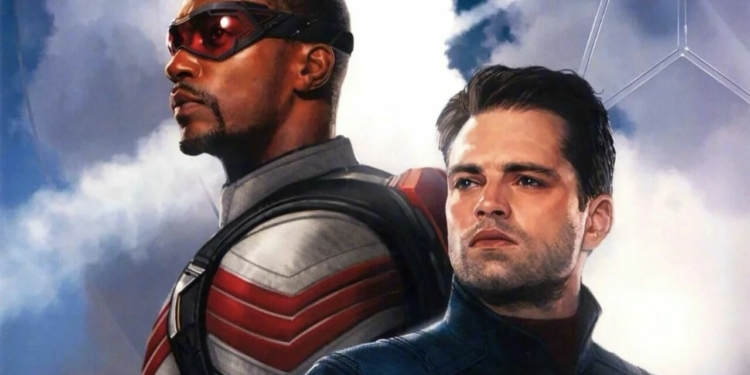 The Falcon And The Winter Soldier jumlah episode