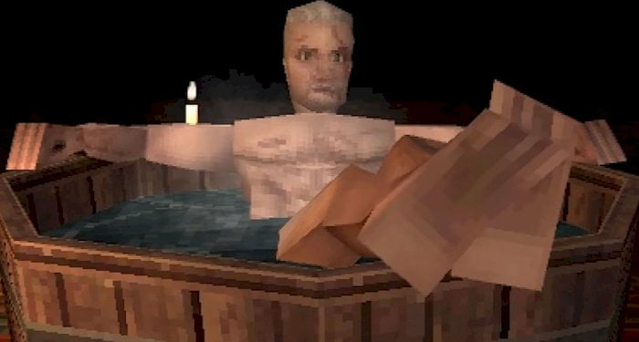 The Witcher 3 Ps1
