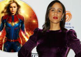 Zawe Ashton Gabung Captain Marvel 2