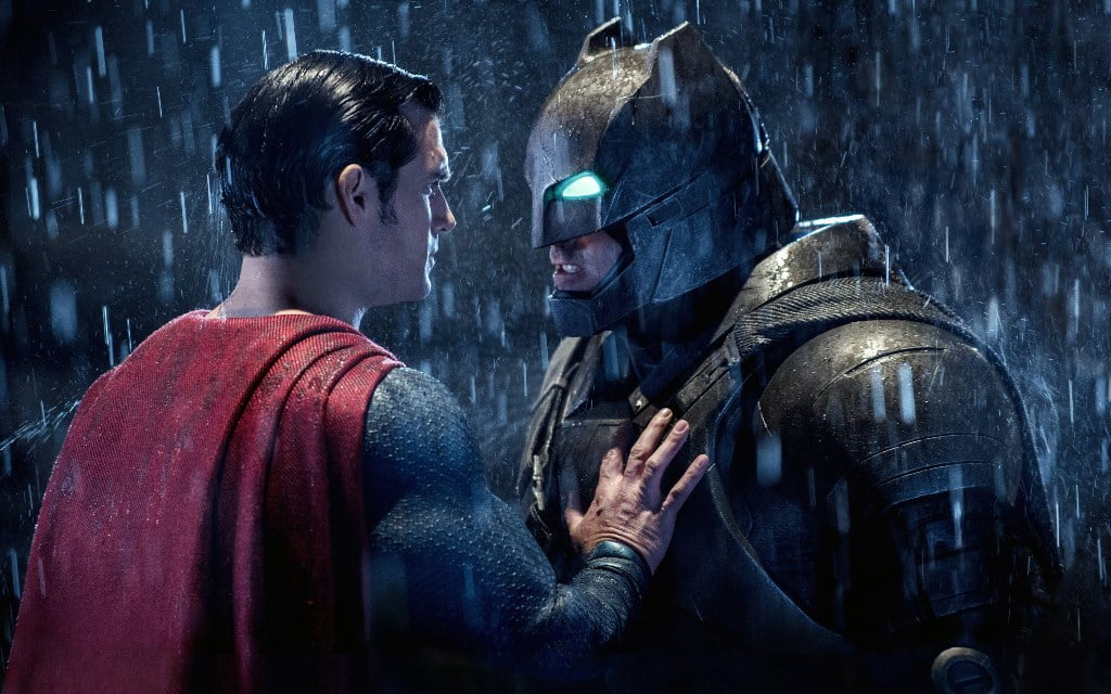 Warner Bros Batman V Superman Dawn of Justice
