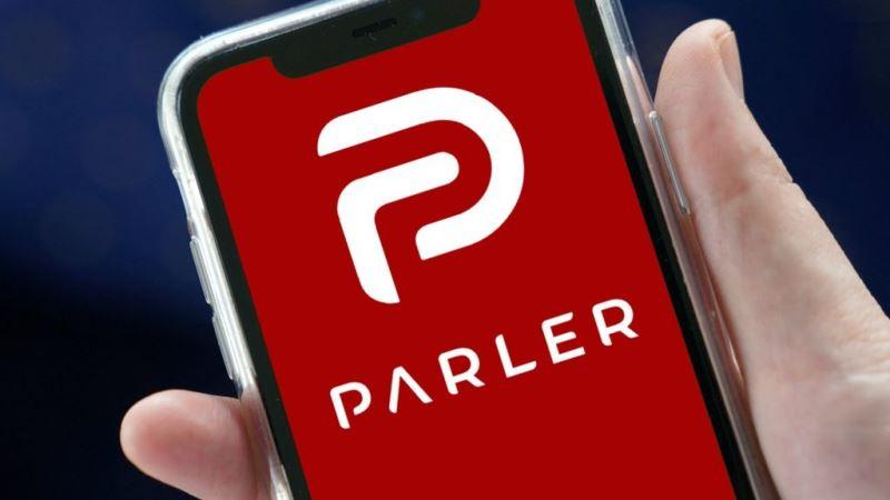 116404399 Parler App Plain