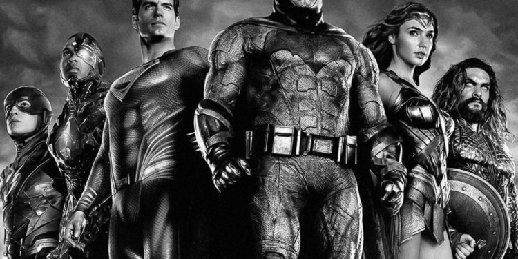 Review Justice League Snyder's Cut