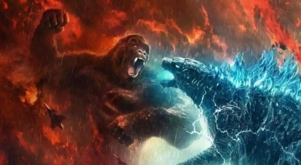 adegan post credit Godzilla VS Kong