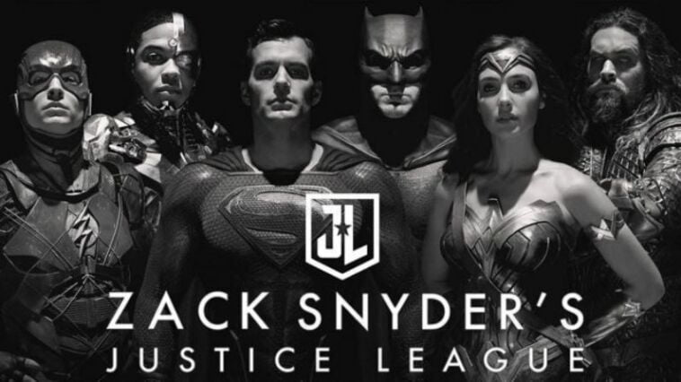 Justice League Snyder's Cut HBO Go