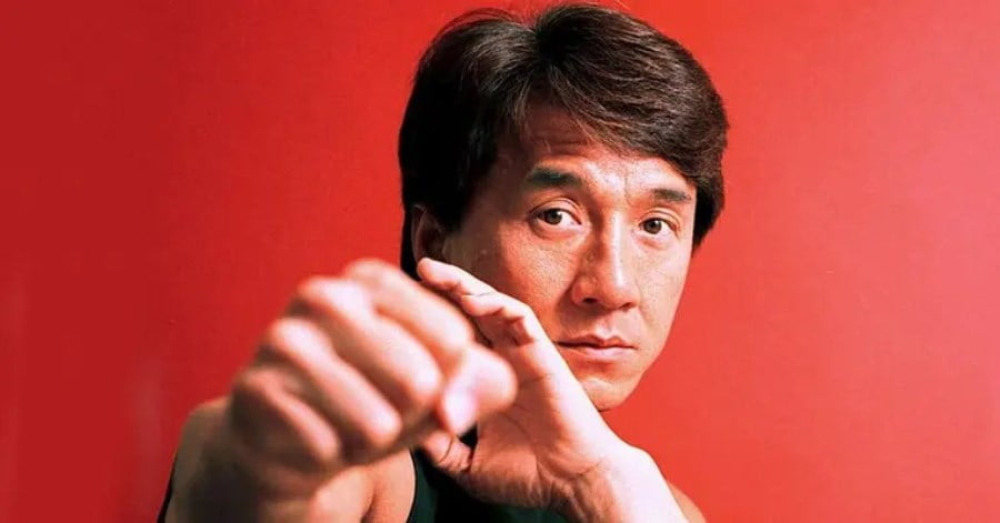 Jackie Chan Gak Sayang Nyawa