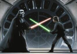 Duel lightsaber terpenting