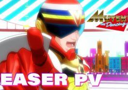 Anime Muteking The Dancing Hero Sudah Perlihatkan Pv Barunya