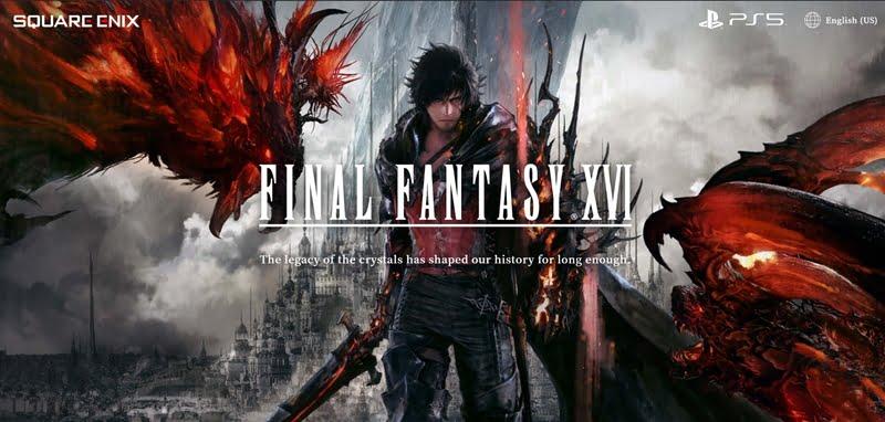 Detail Final Fantasy Xvi