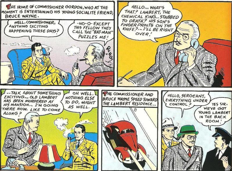 Detective Comics Vol. 1 27
