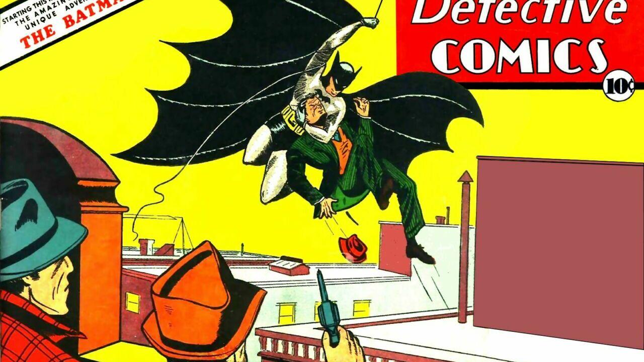 Fakta Keren Detective Comics #27