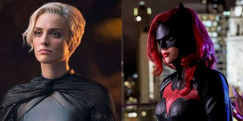 Featured Ruby Rose Reacts To Batwoman Kate Kane Recast