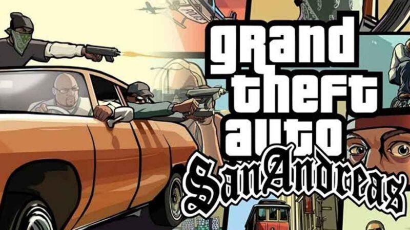 game terbaik sepanjang masa- Gta San Andreas