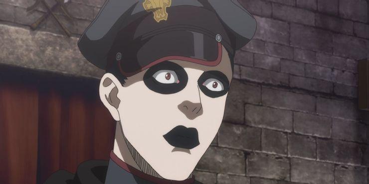 Karakter Anime Kekuatan Racun Gordon Agrippa
