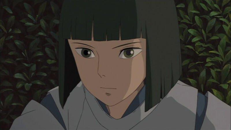 Karakter Anime Kekuatan Naga Haku