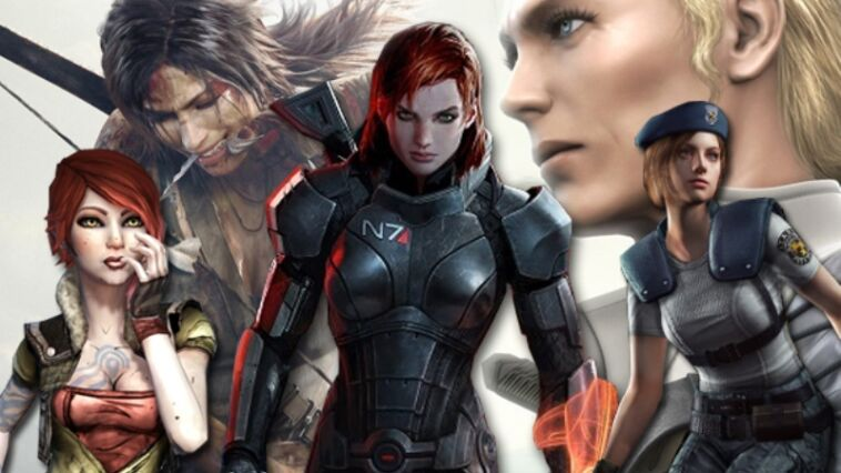 karakter wanita paling badass di video game