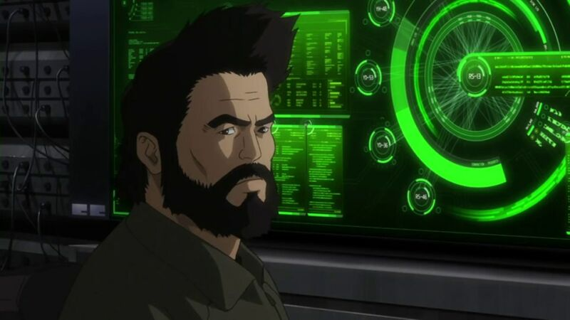 Ishikawa Ghost In The Shell
