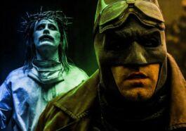 Joker Batman Justice League Snyder's Cut