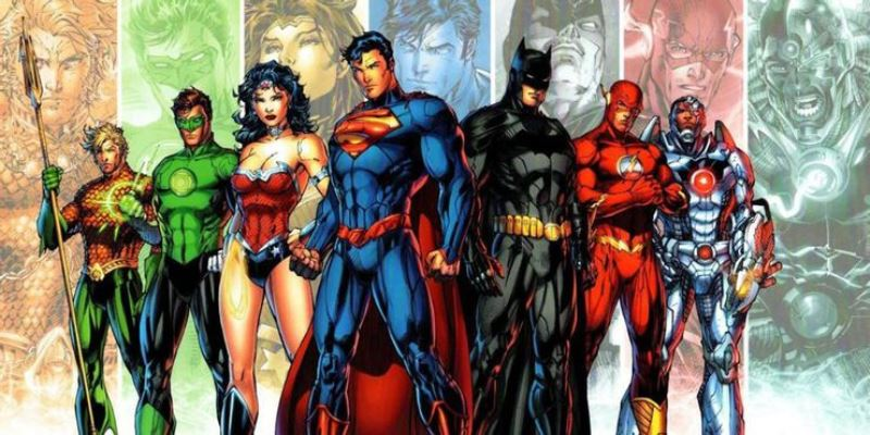 tim justice league