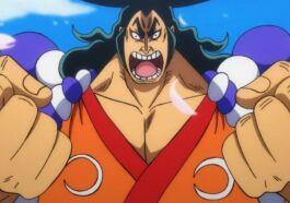 One Piece, Benarkah Itu Oden Atau Orang Lain