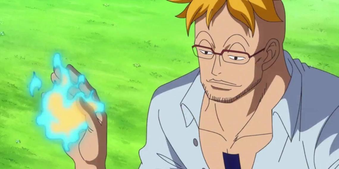 One Piece, Walau Kuat Marco Belum Pernah Menang