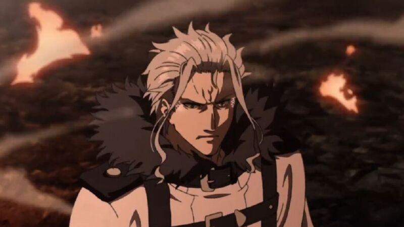 Karakter Anime Kekuatan Naga Orsted