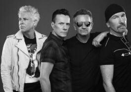 Lagu U2 Terkeren dan Terasyik
