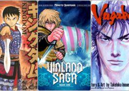 Rekomendasi Manga Historical Terbaik