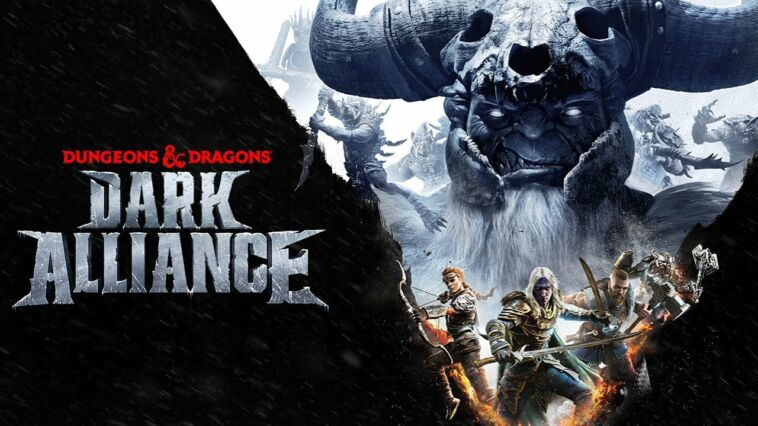 Spesifikasi Pc Memainkan D&d Dark Alliance