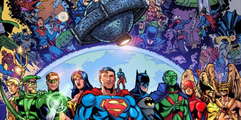 The Satellite Justice League
