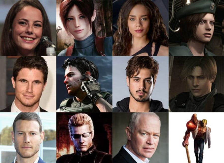 Resident Evil Welcome To Raccoon City Cast | HeadlinesEvent