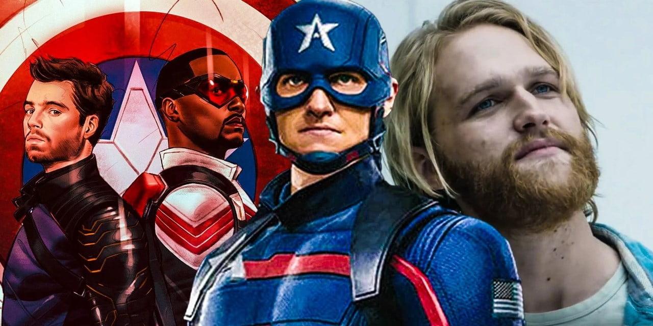 Wyatt Russell audisi Captain America