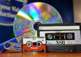 CD dan kaset musik era digital