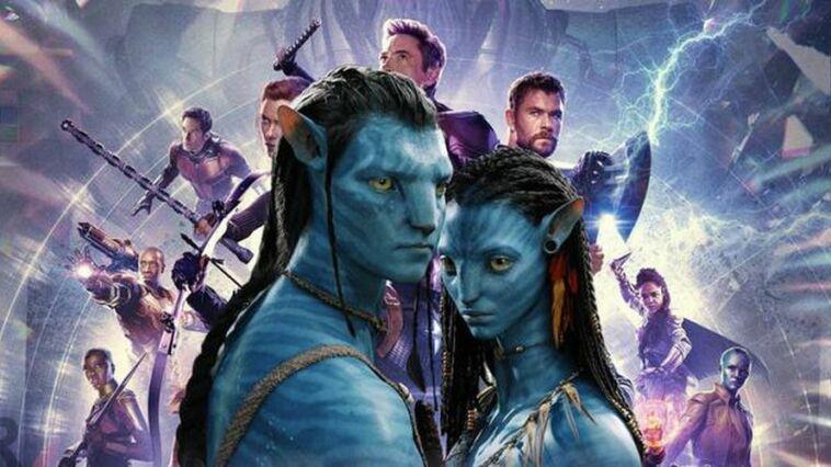 Avatar Geser Avengers Endgame