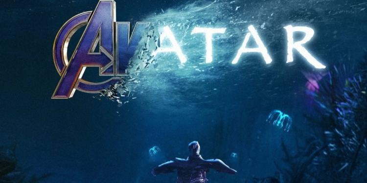 Avatar Lewati Avengers Endgame
