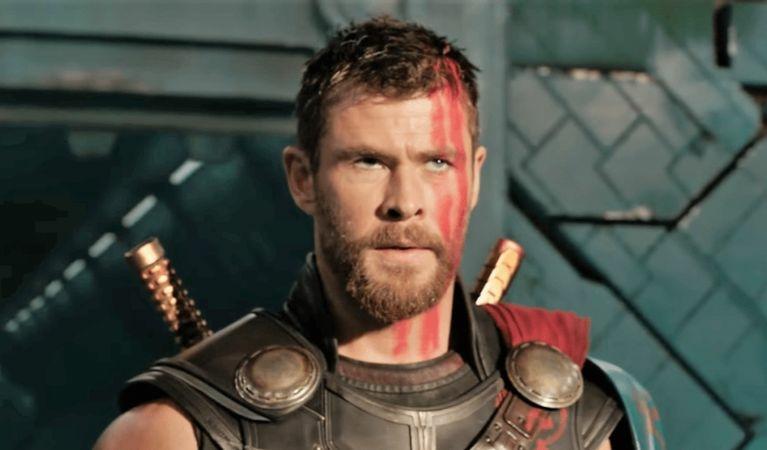 Chris Hemsworth Gugup