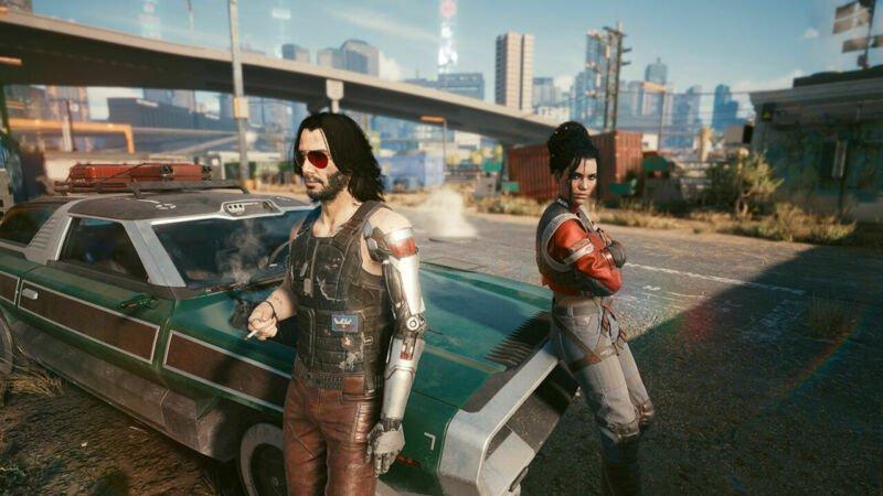 Cyberpunk 2077 kembali ke PlayStation store