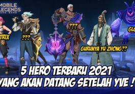 Hero Baru Mobile Legends 2021