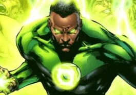 Green Lantern John Stewart Justice League Snyder's Cut