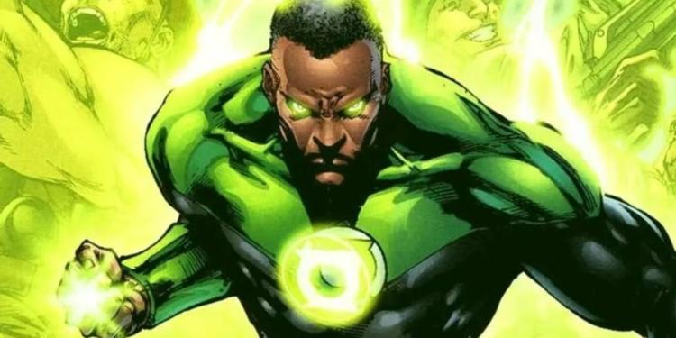 Green Lantern John Stewart Justice League Snyder's Cut