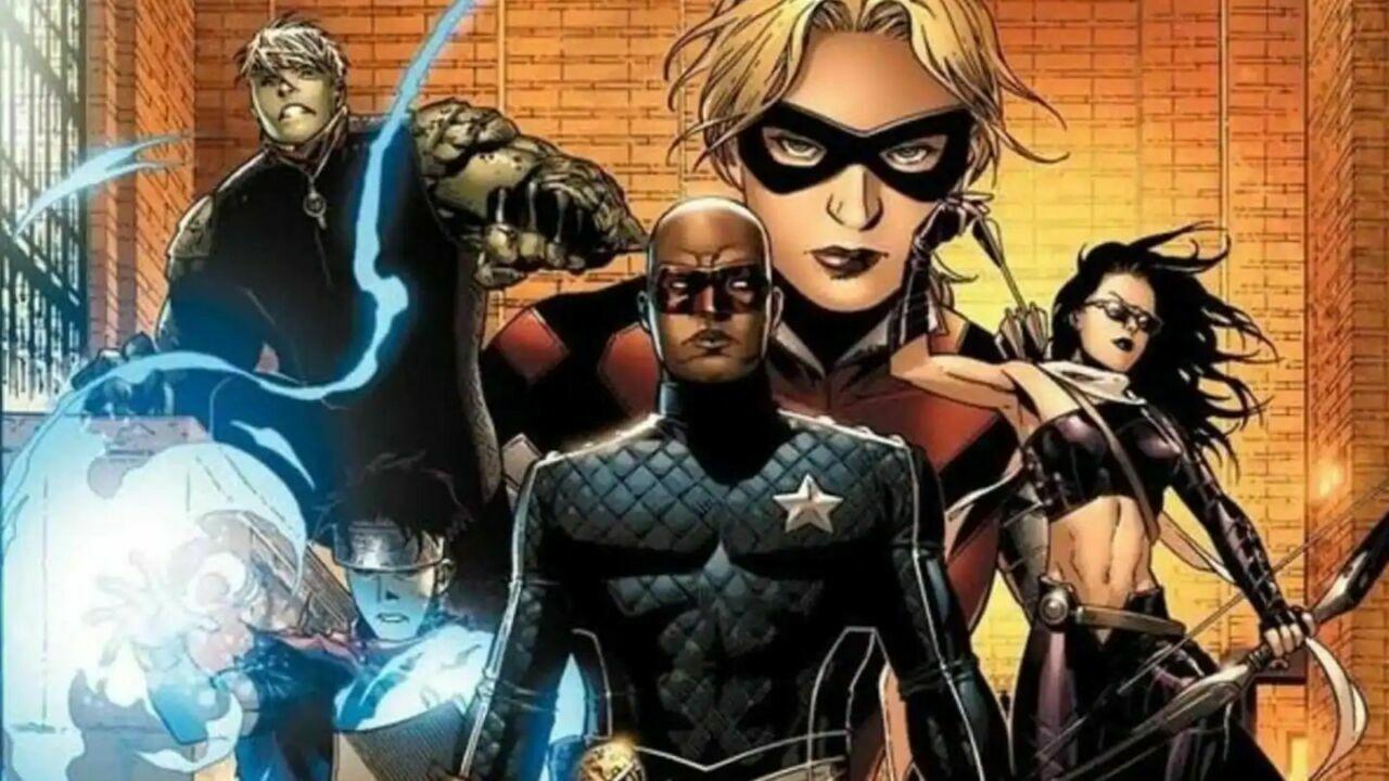 Young Avengers MCU