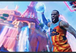 Lebron James Space Jam A New Legacy