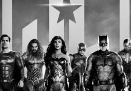 Poster Justice League Zack Snyder