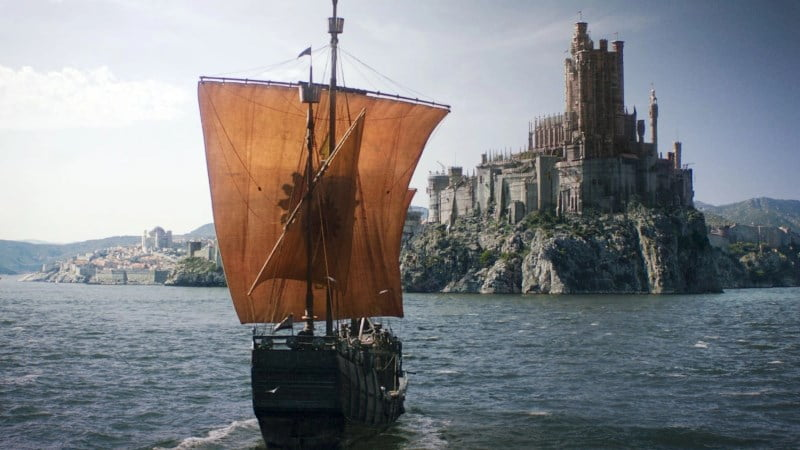 seri spin-off Game of thrones