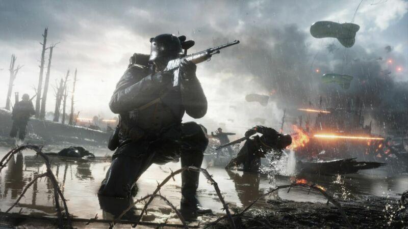 Setting Battlefield 6