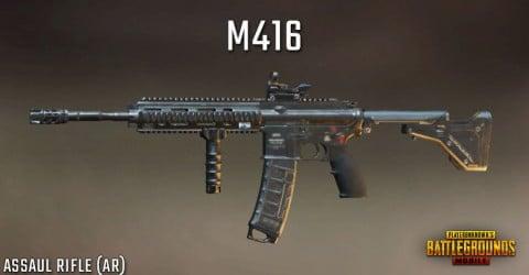 Tips M416 Pubg Mobile