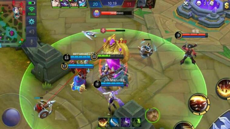 Tips Menang Late Mobile Legends