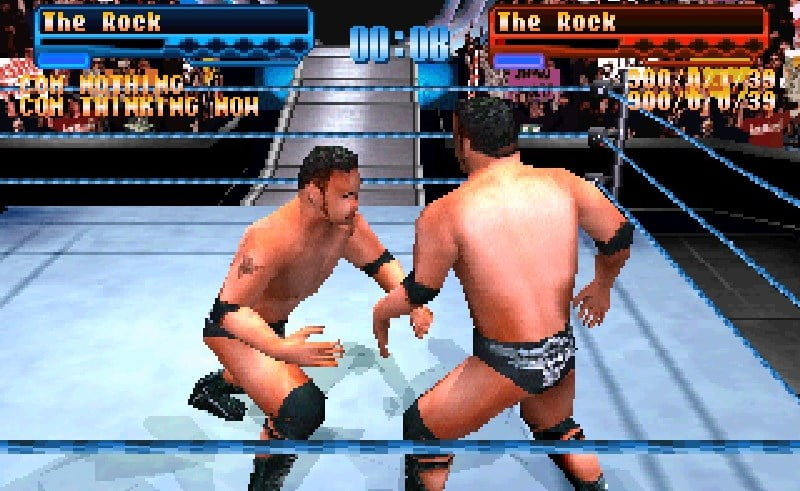 Wwf Smackdown Ps1
