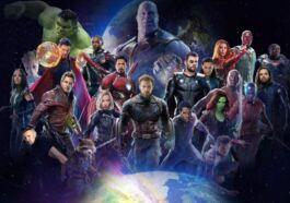 avengers MCU luar angkasa